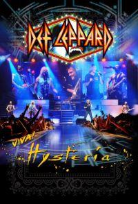 Cover Def Leppard - Viva! Hysteria [DVD]